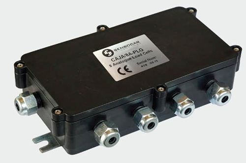 New Junction Box from Sensocar