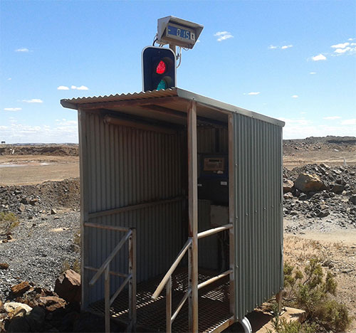 DCS and Weighbridge Upgrade for Remote WA Mine by AccuWeigh