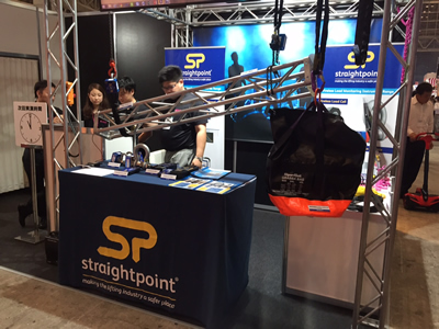 Straightpoint Launches New Wireless Load Shackle