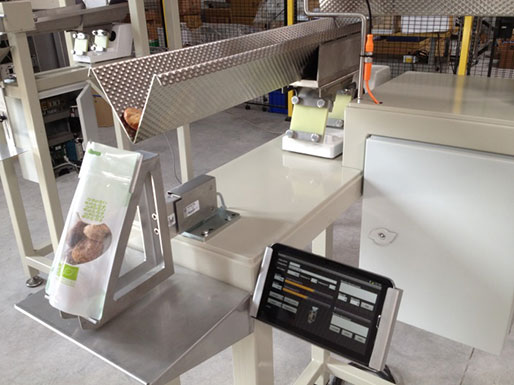 Competitive Packaging Machines thanks to HBM Load Cells