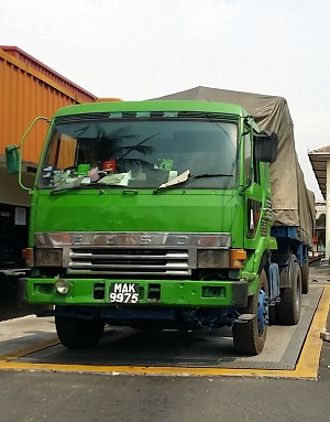 New Weighbridge from Avery Weigh-Tronix Increases Throughput at Malaysian Poultry Plant