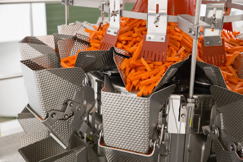 Ishida's Multihead Weigher helps sow the seeds for increased production