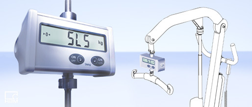 HBM SLS Sling Scale: the New Scale for Medical Use