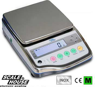 New GAEP Series Stainless Steel Technical Precision Scales from Dini Argeo