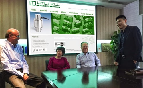 Utilcell acquires a share of its distributor BEIJING SENSERQ