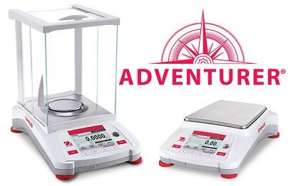 New Adventurer Laboratory Analytical & Precision Balances from Ohaus