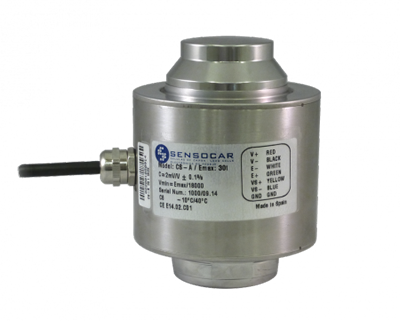 New Compression Load Cell CS-A from Sensocar