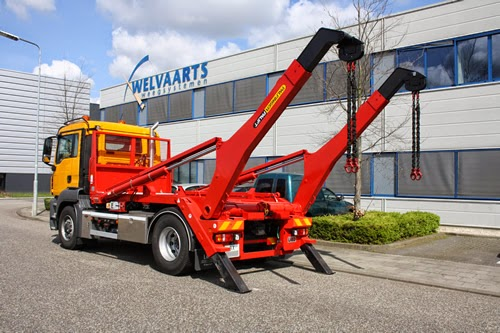 New Certified Wireless Skip Loader Weighing System from Welvaarts Weighing Systems