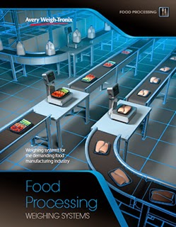 New Food Processing Overview Brochure from Avery Weigh-Tronix available now