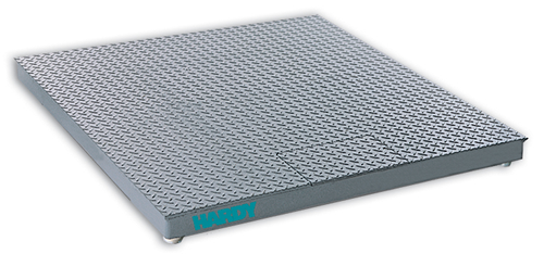 New Durable and Reliable Floor Scales from Hardy Process Solutions