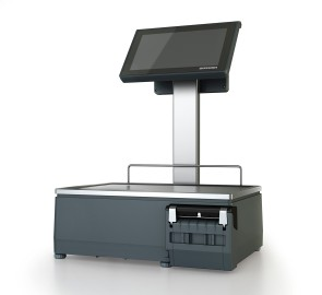 Latest PC-scale technology for the German market: The X-class scale line from Bizerba