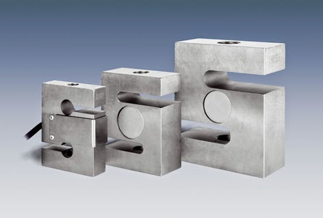 "New ""S"" Type Load Cell Model 620 from Utilcell for Tension/Compression applications"