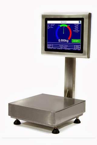 SG Systems launch the Vantage II Industrial Touch Screen Weighing & Control System