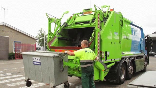 New Demo Video showing Welvaarts' On-Board Weighing for Waste Collection Trucks